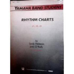 YAMAHA BAND STUDENT 3743 RHYTHM CHARTS 1