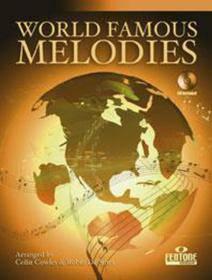 WORLD FAMOUS MELODIES - VIOLINO E ACCOMPAGNAMENTO PIANISTICO