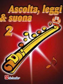 ASCOLTA LEGGI & SUONA 2 FLAUTO CON CD