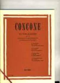 CONCONE OP 12