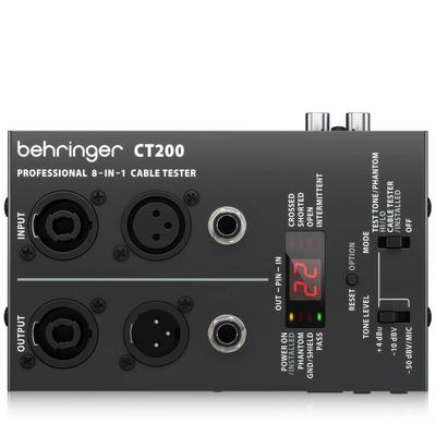 BEHRINGER CT 200 CABLE TESTER