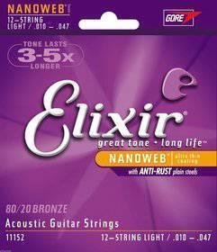 ELIXIR 11152 12 CORDE