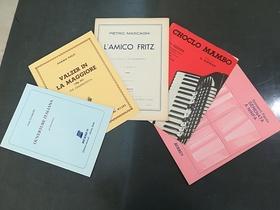 FISARMONICA SHEET MUSIC PACK 03