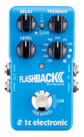 TC ELECTRONIC FLASHBACK 2 DELAY