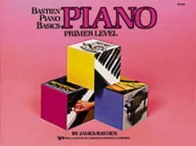 BASTIEN PIANO LIVELLO PREPARATORIO