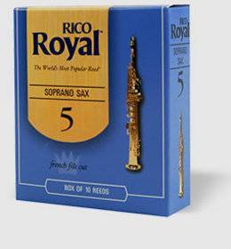 RICO ROYAL SAX SOPRANO N.2.5