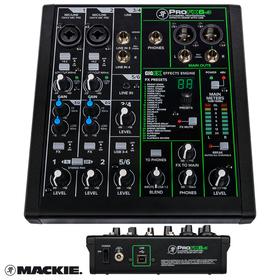 MACKIE PRO FX 6 V3