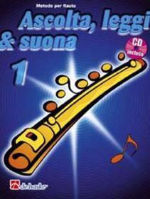 ASCOLTA LEGGI & SUONA 1 FLAUTO CON CD