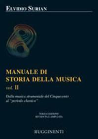 SURIAN STORIA DELLA MUSICA 2
