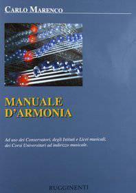 MARENCO MANUALE D\'ARMONIA