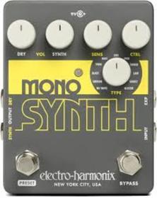 ELECTRO GUITAR MONO SYNTH