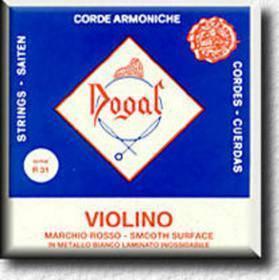 DOGAL R 31 ROSSA LA CORDA SINGOLA x VIOLINO