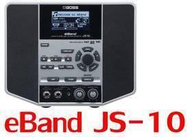 BOSS JS 10 AUDIO PLAYER