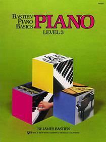 BASTIEN PIANO LIVELLO 3