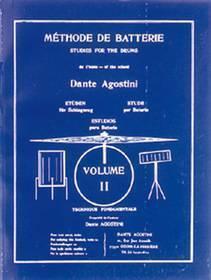DANTE AGOSTINI - METODO PER BATTERIA 2