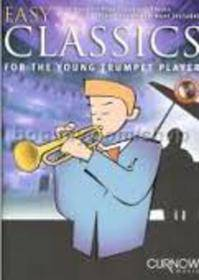 EASY CLASSICS FOR THE YOUNG TRUMPET PLAYER CON CD