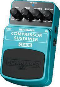 BEHRINGER CS 400 COMPRESSOR SUSTAINER