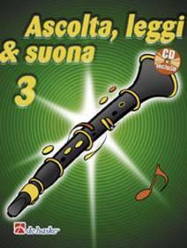 ASCOLTA LEGGI & SUONA 3 CLARINETTO CON CD