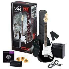 VGS RC 100 ELECTRIC GUITAR PACK