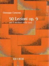 CONCONE 50 LEZIONI OP.9
