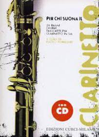 PER CHI SUONA IL CLARINETTO CON CD