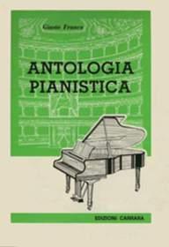 GIUSTO FRANCO - ANTOLOGIA PIANISTICA
