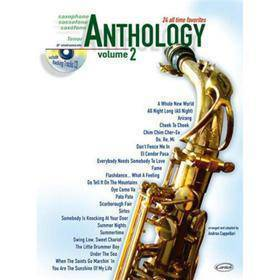 ANTHOLOGY SAX TENORE 2 CON CD