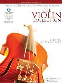 THE VIOLIN COLLECTION - INTERMEDIATE TO ADVANCED LEVEL + 2 CD