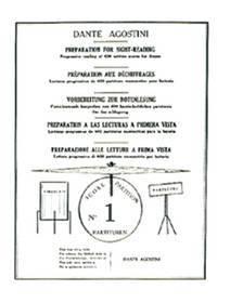 DANTE AGOSTINI - DECHIFFRAGES 1 - LETTURE A PRIMA VISTA