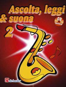 ASCOLTA LEGGI & SUONA 2 SAX ALTO CON CD