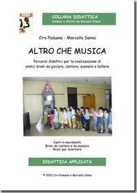 ALTRO CHE MUSICA
