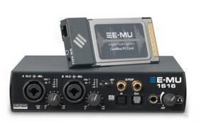 EMU 1616 PCMCIA