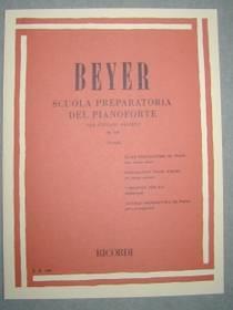 BEYER SCUOLA PREPARATORIA OP.101