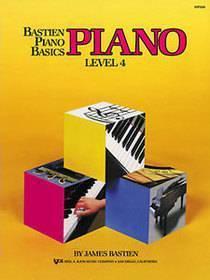BASTIEN PIANO LIVELLO 4
