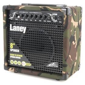 "LANEY LX20R - COMBO 1X8"" - 20W - 2 CANALI - C/RIVERBERO"