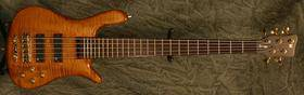 WARWICK STREAMER LX BROADNECK 5 HONEY VIOLIN
