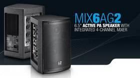 LD SYSTEM STINGER MIX 6A G2