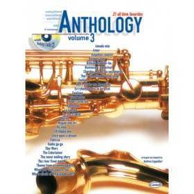ANTHOLOGY SAX ALTO 3 CON CD