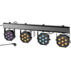 LD SYSTEM CAMEO PAR 2 KIT LUCI LED DA 3 WATT