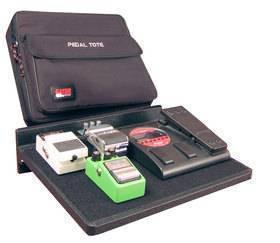 GATOR CASES GPT-BLACK - PEDAL BOARD C/BORSA