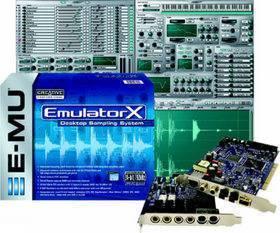 EMU EMULATOR  X ( PACCHETTO HW + SW )