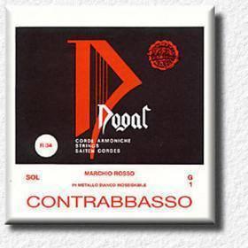 DOGAL R 34 ROSSA LA CORDA SINGOLA x C/BASSO