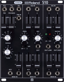 ROLAND SYSTEM SYS 510 SYNTH MODULARE