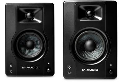 M-AUDIO BX 4