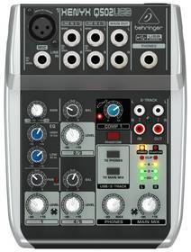 BEHRINGER XENYX Q 502 USB
