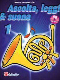 ASCOLTA LEGGI & SUONA 1 CORNO  CON CD