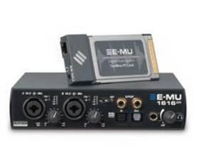 EMU 1616 M PCMCIA