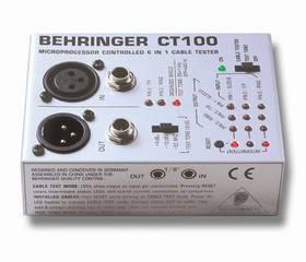 BEHRINGER CT 100 TESTER X CAVI