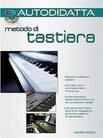 ROSSI NUNZIO METODO DI TASTIERA AUTODIDATTA CON CD MP3