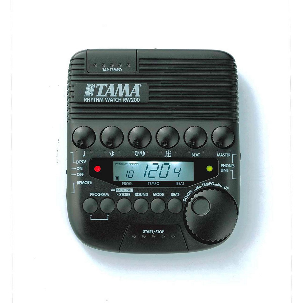 TAMA RW200 - RHYTHM WATCH - METRONOMO PROGRAMMABILE
